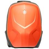 雷神(ThundeRobot)游戏本铠甲包 17.3英寸吃鸡游戏本多功能双肩背包 活力橙