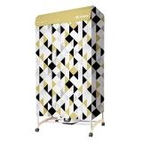 艾美特(Airmate)干衣机 衣服烘干机/风干机 家用容量10公斤 功率1000瓦 双层烘衣机 HGY1023P-W