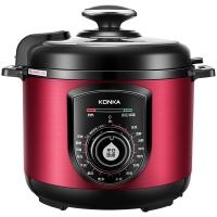 康佳(KONKA)电压力锅 机械版 15大功能特色烹饪 KPC-50JX505 5L高压锅