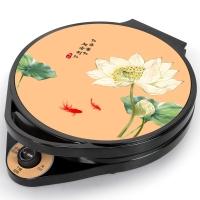 利仁(Liven)电饼铛家用双面加热34CM大烤盘煎烤机LR-353F