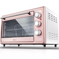 小熊(Bear)多功能电烤箱家用 30升大容量三层烤位 烘焙蛋糕烤炉箱 DKX-B30N1