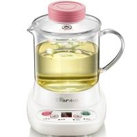 小熊(Bear)迷你养生壶智能多功能玻璃电热杯煮花壶养生杯 YSH-A03U1 0.4L