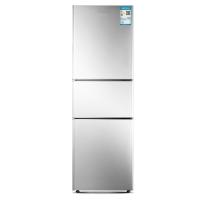 澳柯玛(AUCMA)206升 三门冰箱 软冷冻 自动低温补偿  BCD-206MNE
