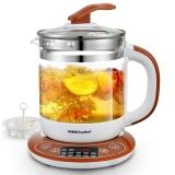 荣事达(Royalstar)养生壶玻璃加厚1.5L全自动多功能煮茶器YSH1525