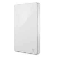 希捷(Seagate)Backup Plus睿品2TB USB3.0  2.5英寸 移动硬盘 金属限量白(STDR2000306)