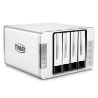 铁威马(TerraMaster) 新F4-300 4盘RAID磁盘阵列盒阵列柜 USB3.0硬盘盒 Type-c(非NAS网络存储云存储)