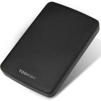 东芝(TOSHIBA)新小黑A2系列 1TB 2.5英寸 USB3.0 移动硬盘