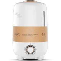 德尔玛(Deerma)加湿器 4L大容量 静音迷你办公室卧室家用香薰加湿 DEM-F450