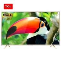 TCL D55A810 55英寸观影王 全高清八核安卓智能LED液晶电视机(金色)