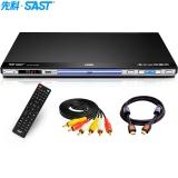 先科(SAST)PDVD-959A DVD播放机 HDMI巧虎播放机CD机VCD DVD光盘播放器 影碟机 USB音乐播放机 黑色