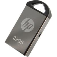 惠普(HP)U盘 v221w  气质小U  金属银色32G