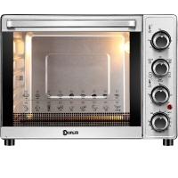 东菱(Donlim)33升/L 电烤箱 家用 烤箱 可拆炉灯 上下独立控温 烘焙 DL-K33B