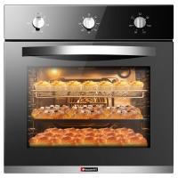 海氏(Hauswirt)HO-M10 嵌入式烤箱多功能家用大烤箱高端商用电烤箱