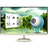 华硕(ASUS)VZ27AQ 27英寸2K高分IPS屏7mm轻薄 100%sRGB显示器(HDMI/DP/VGA接口+内置音箱)