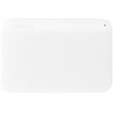 东芝(TOSHIBA)CANVIO READY B2系列 3TB 2.5英寸 USB3.0移动硬盘 白色