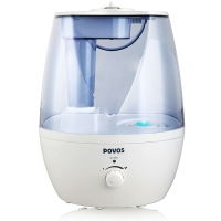 奔腾(POVOS)加湿器 4.5L大容量  静音迷你办公室卧室客厅家用加湿 PW113