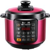 蘇泊爾(SUPOR)電壓力鍋 一鍋雙膽 一鍵排壓 精準控溫 CYSB50YCW10DJ-100 5L高壓鍋