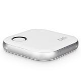 DM WFD015 64G 苹果手机无线U盘 无线存储器 无线分享器 电脑平板iphone安卓智能WIFI迷你U盘(白色)