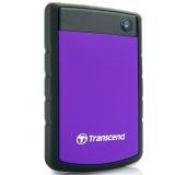 创见(Transcend)StoreJet 25H3P 抗震防护高速移动硬盘 USB3.0 2TB