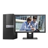 戴尔(DELL)OptiPlex3046MT商用台式电脑整机(赛扬G3900 4G 500G 集显 WinOS 3年上门)19.5英寸