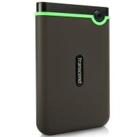 创见(Transcend)StoreJet 25M3 抗震防护高速移动硬盘 USB3.0 2TB