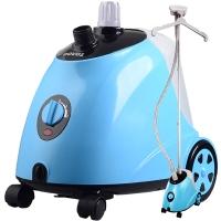 奔腾(POVOS)挂烫机 PW535 蒸汽挂烫机 家用手持/挂式电熨斗1.8L(蓝色)