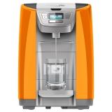 海尔(Haier)净水器 家用直饮 净饮机 饮水机 台式加热净水机 HSW-V5HR 橙色