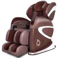 怡禾康F6 3D机械手家用按摩椅 零重力按摩椅 咖啡
