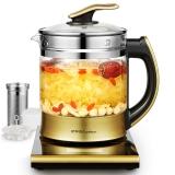 荣事达(Royalstar)养生壶玻璃加厚2L全自动多功能煮茶器YSH15P
