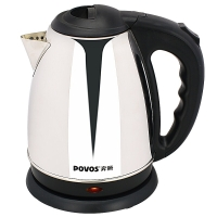 奔腾(POVOS)电水壶1.5L食品级304不锈钢快速加热PK1598T