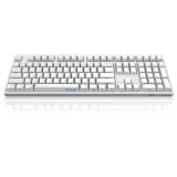 AKKO Ducky Zero 3108 PBT 侧刻 机械键盘 108键 cherry 樱桃轴 白色 黑轴 全键编程
