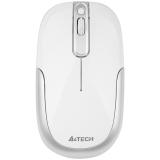 双飞燕(A4TECH) G9-110F 无线鼠标 办公鼠标 笔记本鼠标(银白)