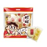 【京东JOY联名款】旺旺 雪饼仙贝京装零食大礼包 膨化食品 办公室休闲饼干 618g