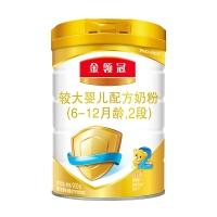 伊利奶粉 金领冠系列 较大婴儿配方奶粉 2段900克(6-12个月较大婴儿适用)新老包装随机发货
