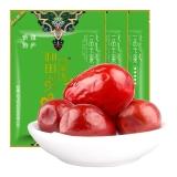 一品玉 和田大红枣五星450g*3袋 休闲零食 蜜饯果干 新疆特产 大枣