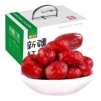 一品玉 新疆红枣量贩装2500g 休闲零食 蜜饯果干