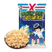 旺旺浪味仙 膨化食品 零食薯片 蔬菜味 70g