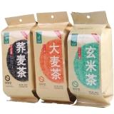 忆江南 茶叶 花草茶 大麦茶玄米茶荞麦茶 袋泡茶组合装 三袋750g