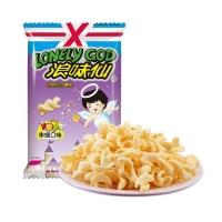 旺旺浪味仙 膨化食品 零食薯片 串烧味70g
