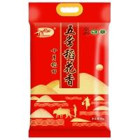 十月稻田 五常稻花香米 东北大米 大米5kg