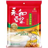 永和豆浆 无添加蔗糖豆浆粉350g(内含12小包)