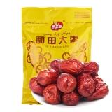 新疆特产 枣农园 蜜饯 果干 汤粥枣 和田大枣450g/袋
