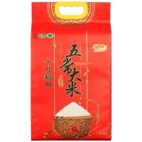 2017年新米上市 十月稻田 五常大米 稻花香米 东北大米 5kg