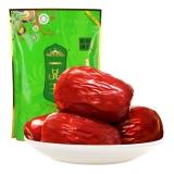 一品玉 和田五星大红枣450g 休闲零食 蜜饯果干 新疆特产 大枣