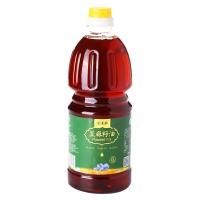 索米亚 物理压榨(月子炒菜用油)亚麻籽油 脱蜡胡麻油食用油2.5L