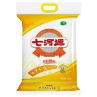 七河源 长粒粳米 大米10kg 东北大米 长粒香米