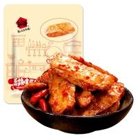 乡乡嘴 豆板筋 豆腐干辣条素肉豆干(香辣味)388g/袋