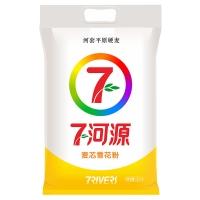 七河源 河套面粉 麦芯雪花粉5kg 小麦粉 高筋粉 烘焙原料 通用(新老包装交替发货)