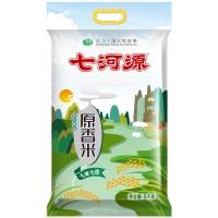 七河源 原香米 大米5kg 东北大米 当季新米 特选长粒香米(新老包装随机发货)