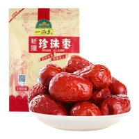 一品玉 新疆珍珠枣100g 休闲零食 蜜饯果干 新疆特产 大枣